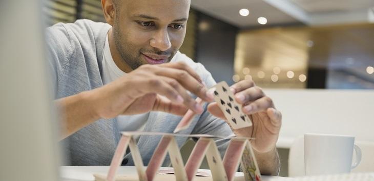 Building cardsCROP