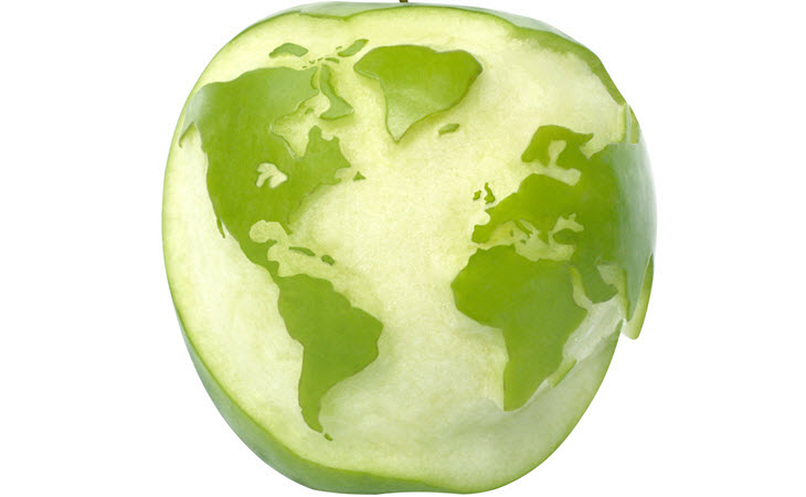 Deloitte-uk-apple-globe