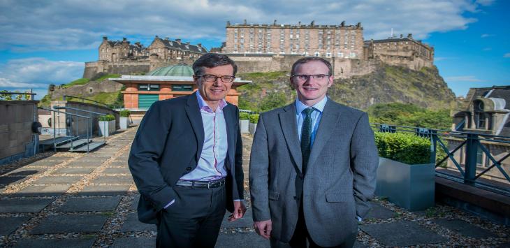 Deloitte - John Macintosh and Graeme Roy