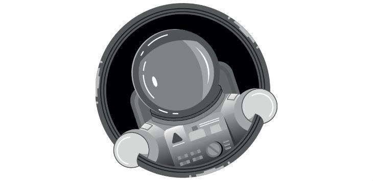 Monday Briefing astronaut