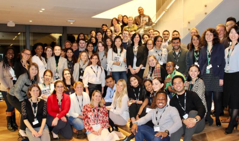 2019 Deloitte OYW delegates