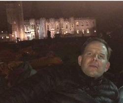 Gareth Pritchard Cardiff Castle